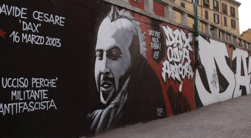 Σαν σήμερα δολοφονείται ο αντιφασίστας Davide 'Dax' Cesare