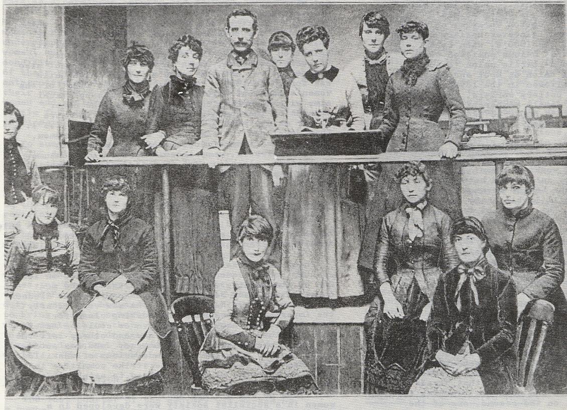 matchgirls-1889-strike-committee