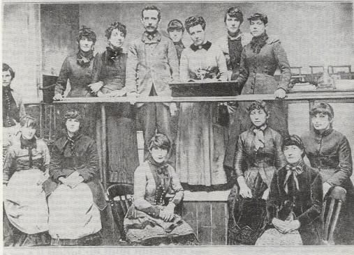 matchgirls-1889-strike-committee