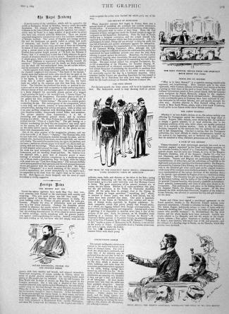'The Graphic', May 5, 1894