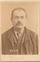 Charles Ferdinand Chaumartin aka 'Chaumartin'