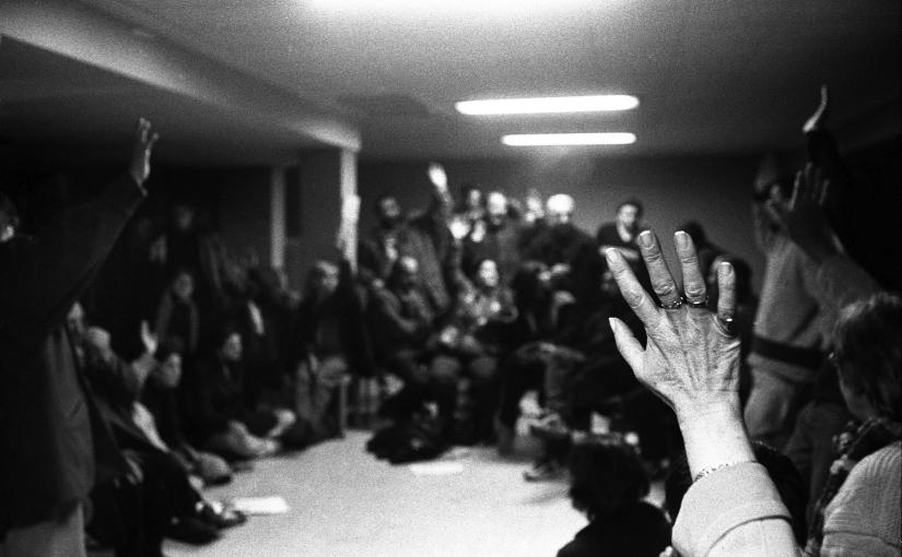 Μάρεϊ Μπούκτσιν: Η κριτική στη δημοκρατία τωνσυνελεύσεων